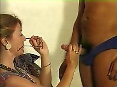 French Mature Anal With Younger Boy