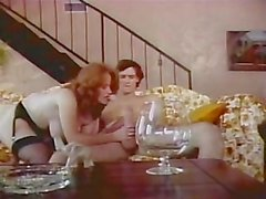 Classic 70's porn with Loni Sanders