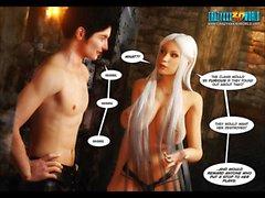 3D Comic: Legacy. Episode 35