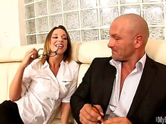 All Jada Stevens wants to do is please her boss and get...