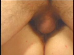 Shaved pussy overweight bbw loves 69 and a hard cock in her cunt