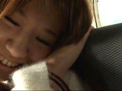 Tan Japani gyaru POV Runkkaus suihin rimjob orgiat