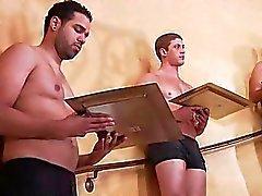 Massagem com a manutenção
