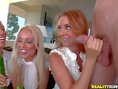Dianna Sienna Janet and Ariella enjoy in playing