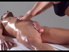 The best cock massage