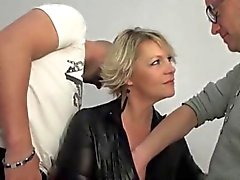 French oceane gangbang - 3 part 8