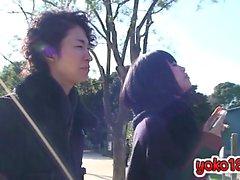Japan cowgirl oral and cumshot
