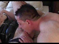 Big Titted Brit Milf Trudie Fucks The Hell Outta Him
