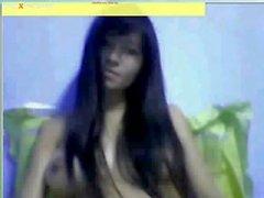 19 Year Old Skinny Thai Girl With Big Boobs Webcam