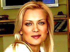 Den Olesya sudzilovskaya fötter foten