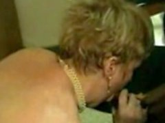 Two wives hard sex in interracial group