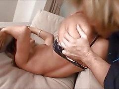 hot colombian latina fucked in her tiny holes
