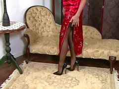 Natalia Forrest - Silky Oriental temptress!