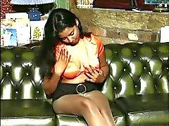 Girl Indien Colombie de Priscilla Masturbating