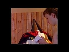 Hot teen lad wanking in changing room
