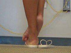 Candid feet #12