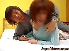 Kaori Nanba Japanse volwassen babe krijgt part2