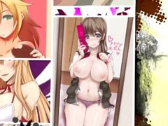 HMV Hentai Compilation Huge Tits v.4.0 / Hentai CG Pics HD
