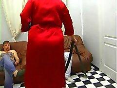 Amateur Mature mother