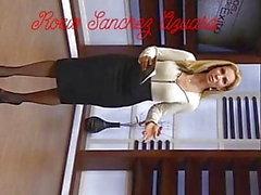 Rocio sanchez azuara sexys pantimedias