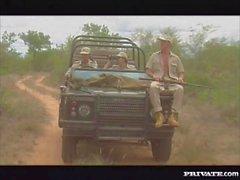 Di Diana esterni Ganbang della il Kruger Park