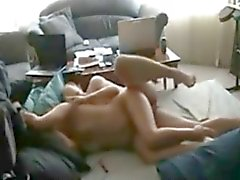 Loud Wife on Hidden Cam
