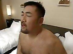 Bear naked asian