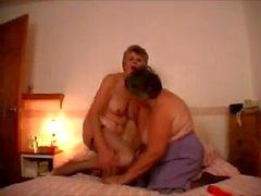 UK Lesbian Grannies