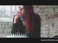 Liz Vicious - CHESS IN THE PARK