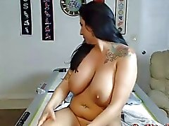 Raven big titted Italian Megan Fux