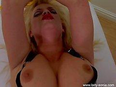 Ms Cocks In Bondage