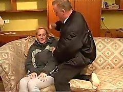 British Mature Lady Gets Fucked Rough