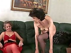 Granny lesbian - grandmas Laura or Orah and Sandra