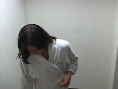 Hidden Camera Oil Massage Masturbation [ DKTP 61] 7