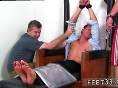 Amor maduro hombres pies gay Gordon Bound & Tickle d