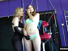 Nina Hartley and Charli Piper havent used the purple...