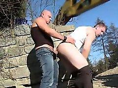 Images les hommes ayant des rapports sexuels des vaches les premiers de temps Men At Work Sodomie