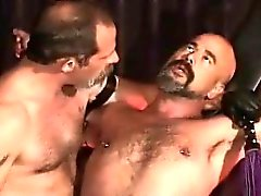 Nasty kinky gay gets bondage and gets