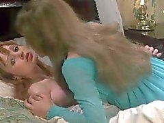 Madeline Smith and Ingird Pitt in The Vampire Lovers