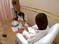 Japansk massage video 1