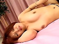 Hot MILF Mina tits massaged and pussy fingered till she squi