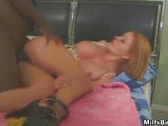 Krissy Lynn Fucked And Jizzed By A Burglar