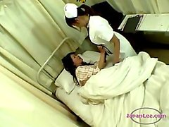 Lesbian Asian Nurse