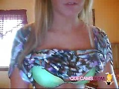 Sweet Lady Engage in Webcam - Session 7172