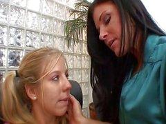 Lesbian India Summer, Chastity Lynn