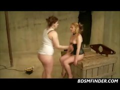 Chubby Lesbian Domination