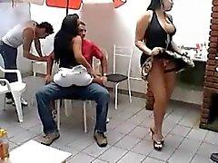 Soraya Carioca Neuken Partij