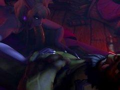 The Last Night (WarCraft Adult Animation)