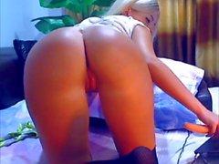 Petite Teen Stunning Cam Model Enjoying Herself E1 HD
