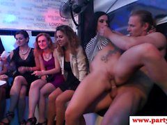European amateur lesbian fingered at sexparty